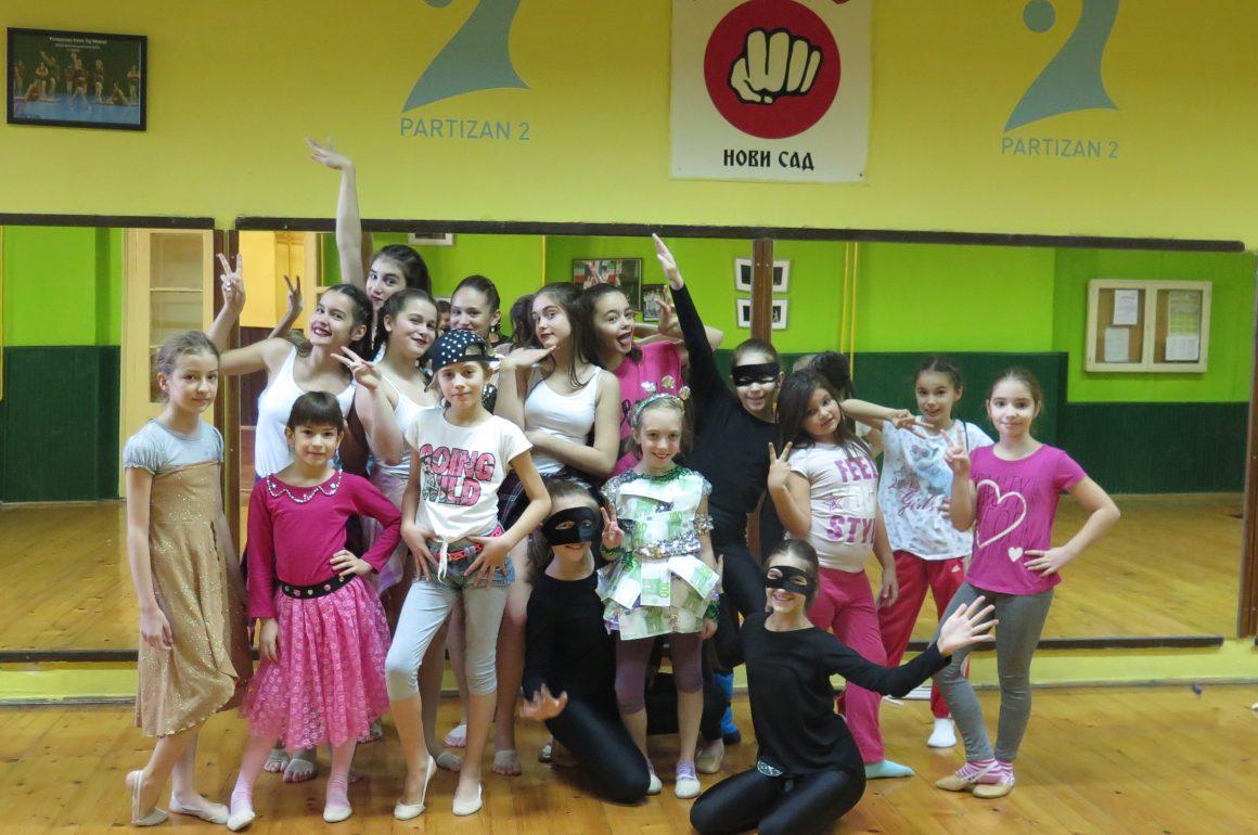 konkurs za mlade koreografe