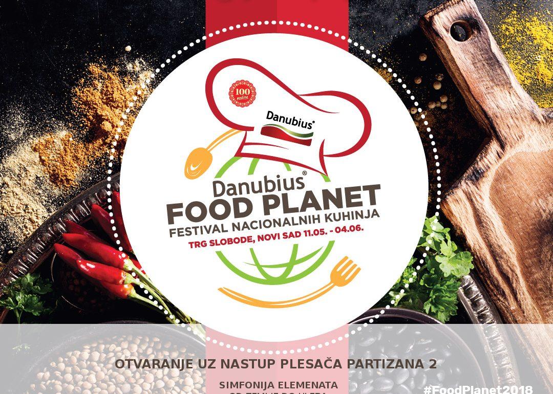 FoodPlanet i partizan 2