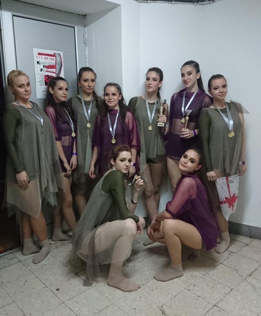 kragujevacki plesni festival