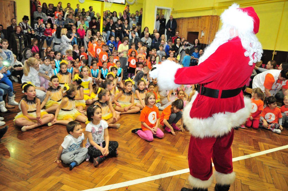 Deda Mraz u Partizanu 2